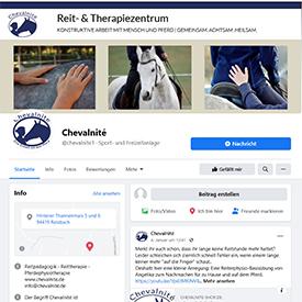 Chevalnite Facebook Fanpage